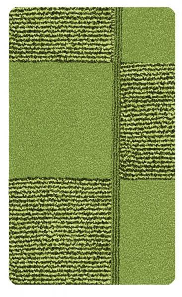 Kleine Wolke Bad Teppich Leandro 4014615539, 55 x 65 cm, kiwigrün