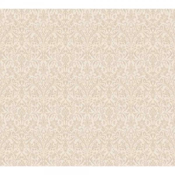 A.S. Creation Unique Vlies Tapete 360873 Ornament rosa beige metallic