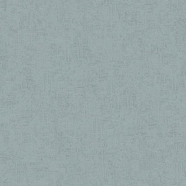 A.S. Creation Titanium Vlies Tapete 306463 Uni grün metallic