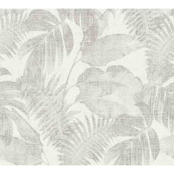 A.S. Creation New Walls Vlies Tapete 373962 Floral beige braun creme