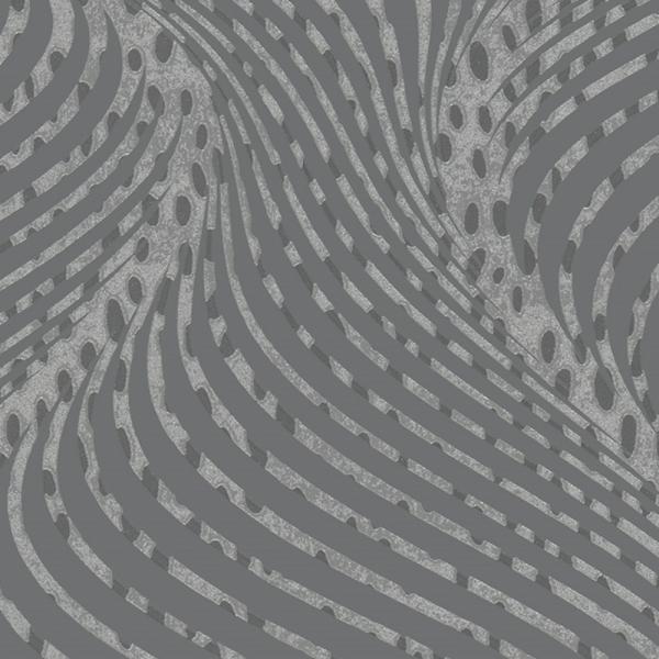 Marburg La Veneziana 3 Vlies Tapete 57905 Grafisch grau metallic