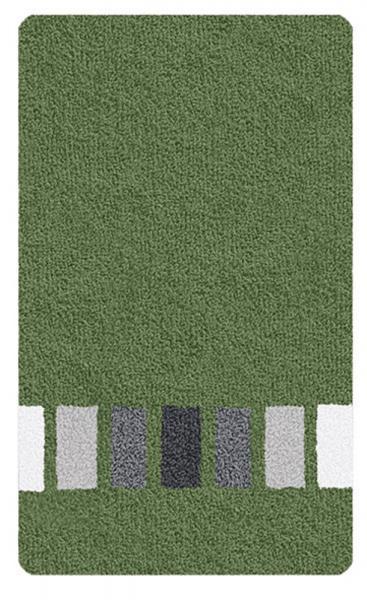 Kleine Wolke Bad Teppich Jazz 4026657225, 70 x 120 cm, tanne