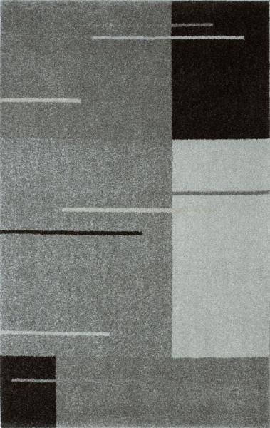 Astra Teppich Samoa Design 002, 140 x 200 cm, grau