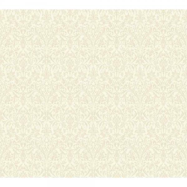 A.S. Creation Unique Vlies Tapete 360872 Ornament beige metallic