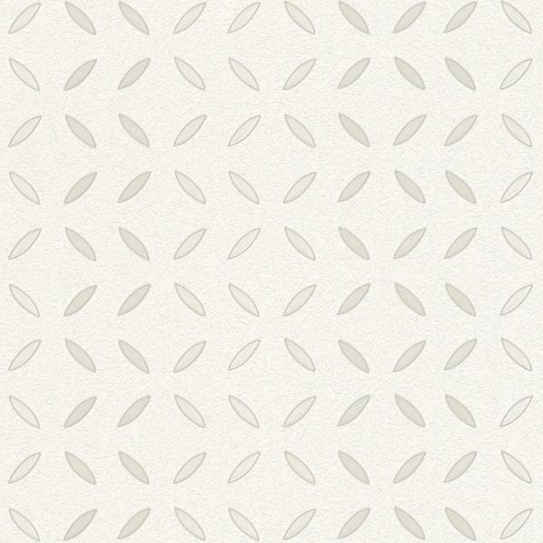 A.S. Creation AP 2000 Vlies Tapete 960634 Grafik metallic weiß