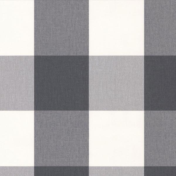 A S Creation Elegance Vlies Tapete 206367 Kariert Grau Weiss