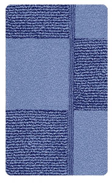 Kleine Wolke Bad Teppich Leandro 4014720539, 55 x 65 cm, blau