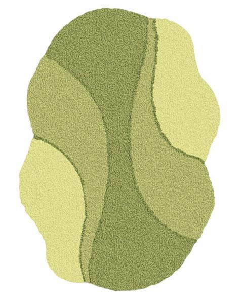 Kleine Wolke Bad Teppich Excelsior 4031602426, 60 x 75 cm, klee