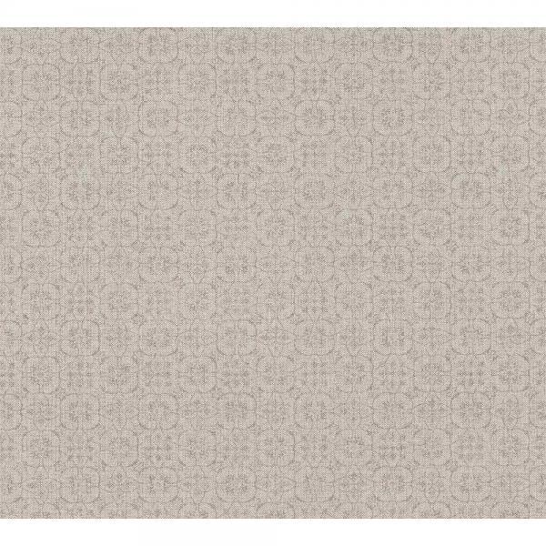 A.S. Creation Hygge Vlies Tapete363833 Grafisch Texil beige braun