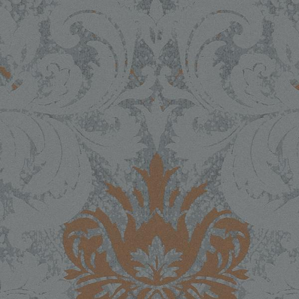 marburg la veneziana 3 vlies tapete 57919 barock grau blau gold ornament stil themen. Black Bedroom Furniture Sets. Home Design Ideas