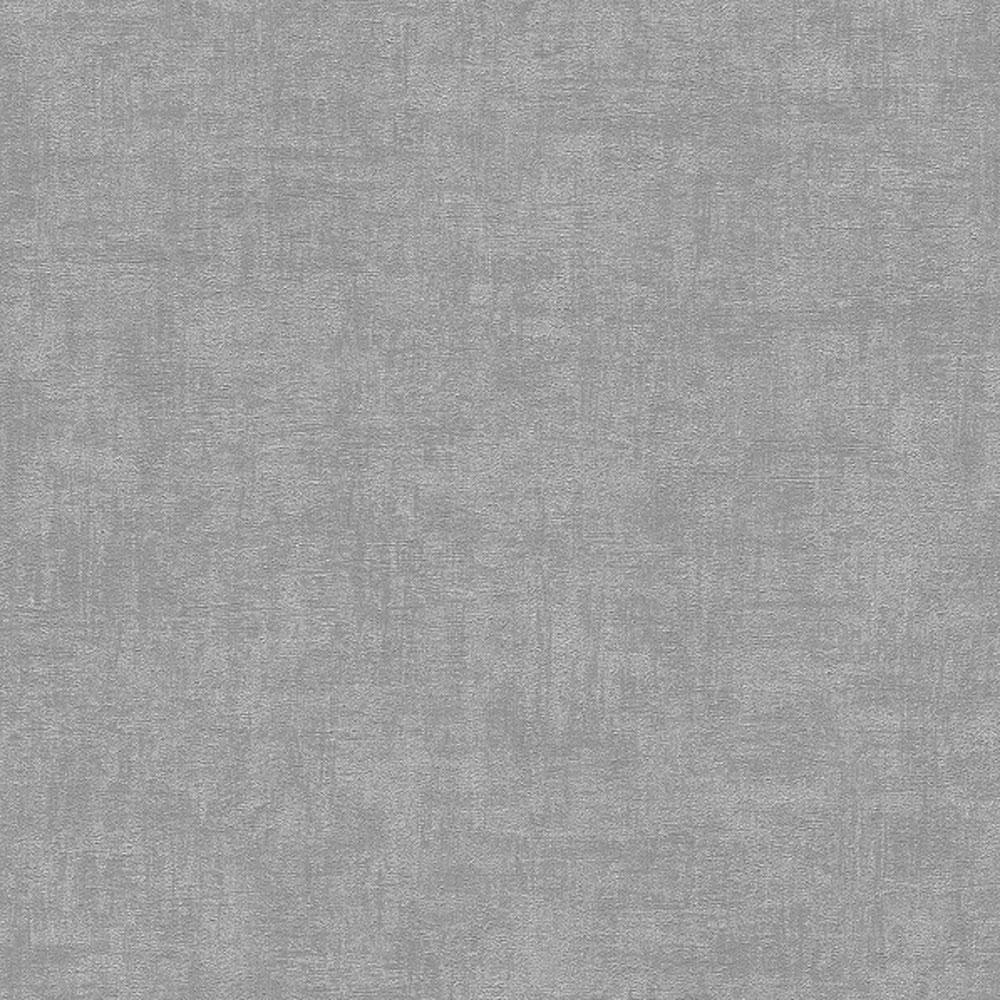 Rasch Kindertapeten Vlies : Rasch Cherlene Vlies Tapete 489941 Uni grau Cherlene Rasch