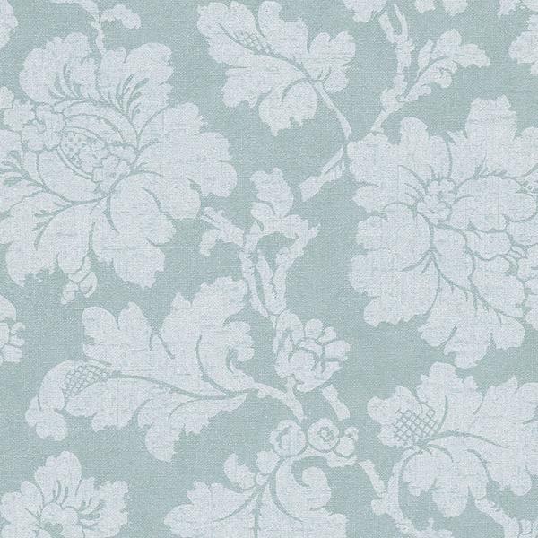 A S Creation Elegance 3 Vlies Tapete 305193 Floral Blau Weiss
