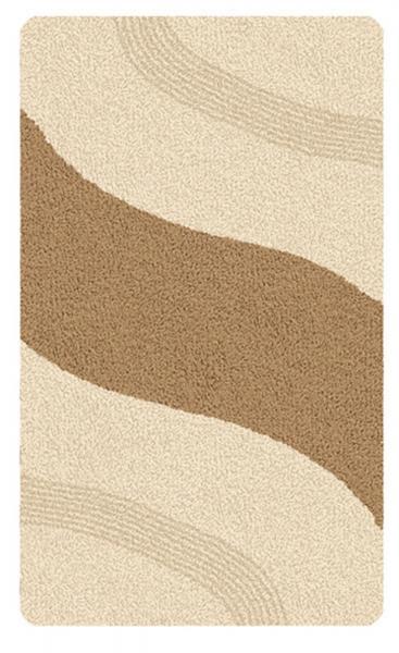 Kleine Wolke Bad Teppich London 4024226539, 55 x 65 cm, sandbeige