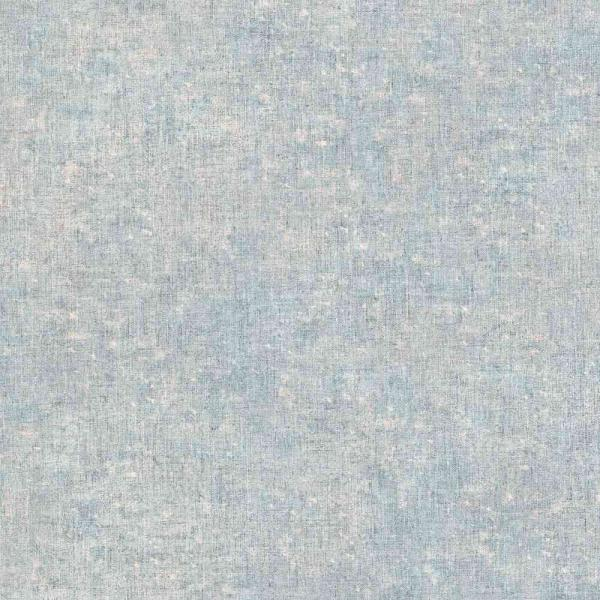 P+S Vintage Queen Vlies Tapete 02497-32 Uni Blau