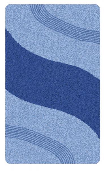 Kleine Wolke Bad Teppich London 4024791225, 70 x 120 cm, himmelblau