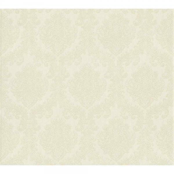 A.S. Creation Unique Vlies Tapete 361153 Ornament beige creme glimmer