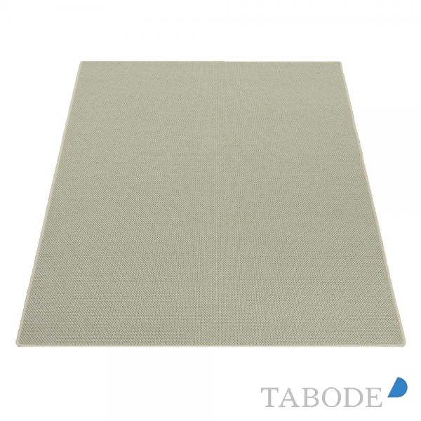 TABODE Kettelteppich Flachgewebe Aktion 8610 beige ca. 140 x 200 cm