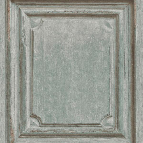 Rasch Crispy Paper Vlies Tapete 524413 Modern grün