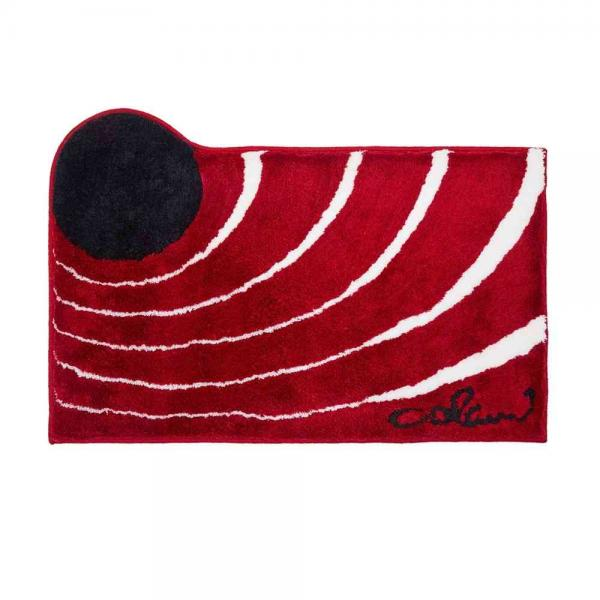 Grund Bad Teppich Colani 2 b2627-016004007 60x100 cm rot