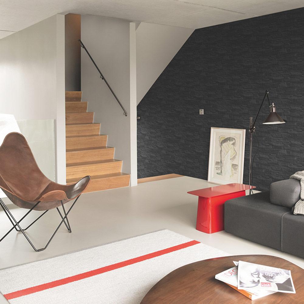 Tapete Wohnzimmer Anthrazit ~ Kreative Deko Ideen Und Innenarchitektur