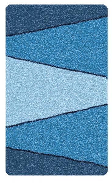 Kleine Wolke Bad Teppich Palm Beach 5496663539, 55 x 65 cm, pazifik