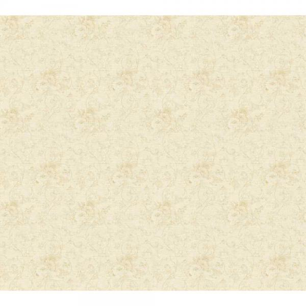 A.S. Creation Unique Vlies Tapete 360862 Floral beige metallic