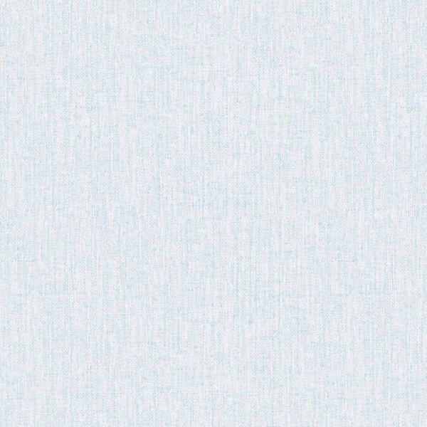 Essener Aura Vlies Tapete 50585 Uni Textil blau weiß