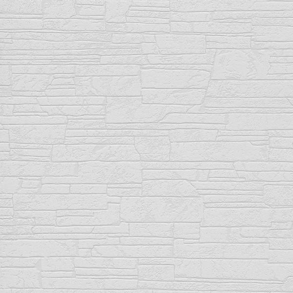 Marburg Suprofil Deco Vlies Tapete 50805 Steine weiß