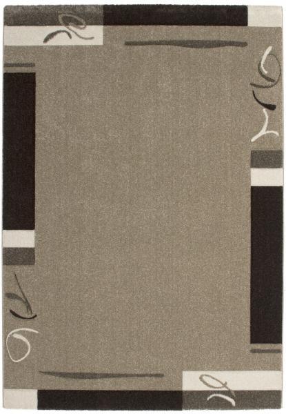 Obsession Teppich California Design 122, 80 x 150 cm, beige