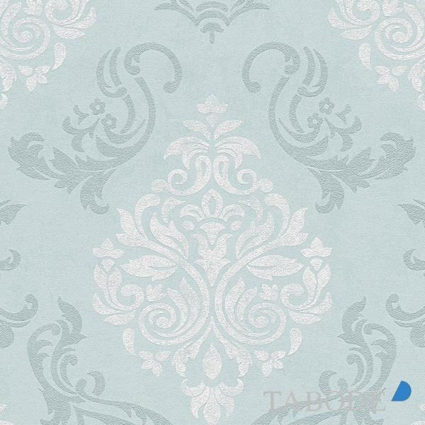 953725 600x600 - Tapete Barock Blau