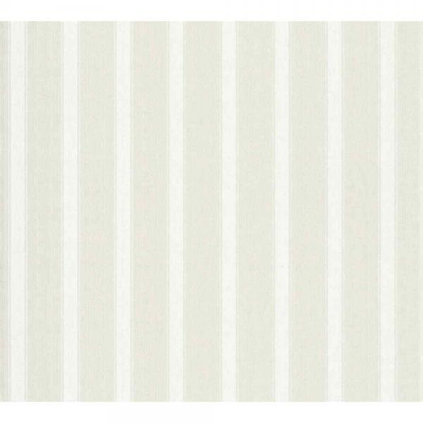 A.S. Creation Unique Vlies Tapete 361163 Streifen beige creme glimmer