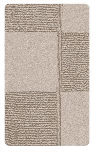 Kleine Wolke Bad Teppich Leandro 4014272539, 55 x 65 cm, macadamia