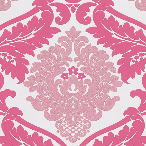 a s creation bling bling vlies tapete 313935 barock rosa wei glitter bling bling a s. Black Bedroom Furniture Sets. Home Design Ideas
