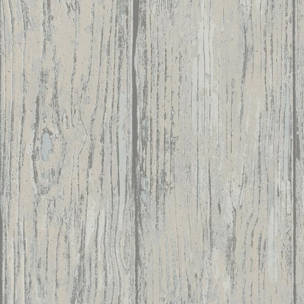 Marburg Gina Vlies Tapete 57879 Holz Grau Beige Blau