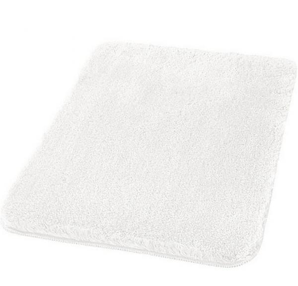 Kleine Wolke Bad Teppich Relax 5405115360, 60 x 100 cm, polarweiß