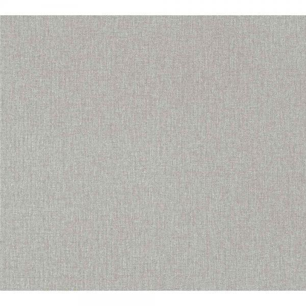 A.S. Creation Hygge Vlies Tapete297303 Textil Uni braun creme