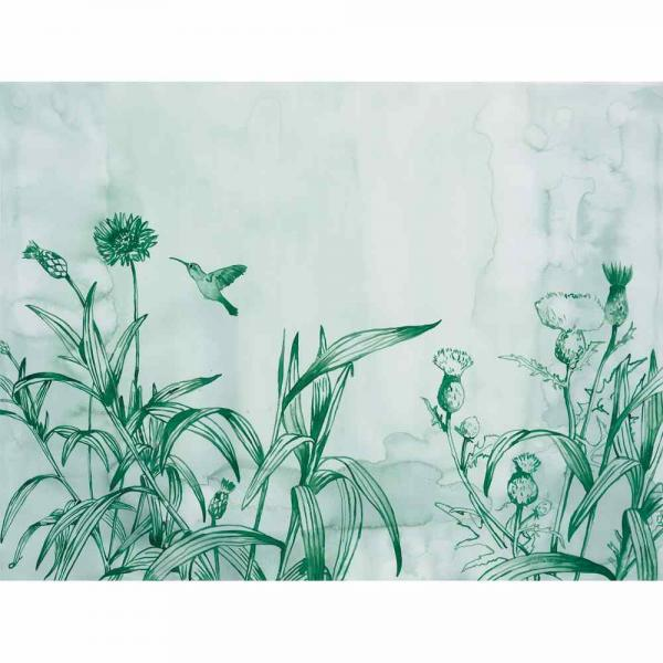 Rasch Young Artist Collection Vlies Fototapete 100471 grün