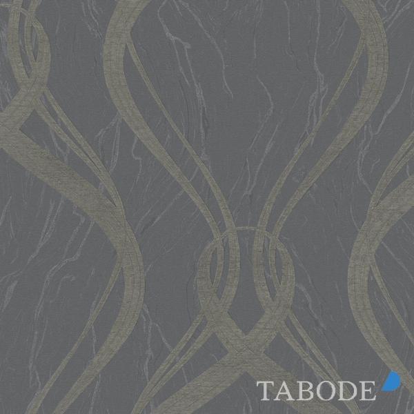Marburg Opulence Classic Vlies Tapete 58231 Wellen schwarz anthrazit gold