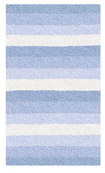 Kleine Wolke Bad Teppich Summer 4028723360, 60 x 100 cm, azur