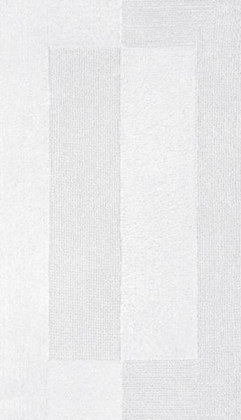 Kleine Wolke Bad Teppich Havanna 5418114539, 55 x 65 cm, schneeweiß