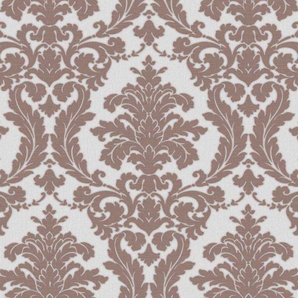 Essener Italian Classic Vlies Tapete 22913 Barock kupfer silber metallic