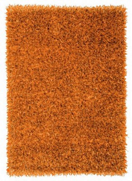 Schöner Wohnen Teppich Feeling , 140 x 200 cm, orange