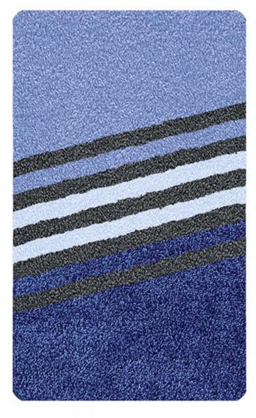 Kleine Wolke Bad Teppich Shiva 4007723225, 70 x 120 cm, azur