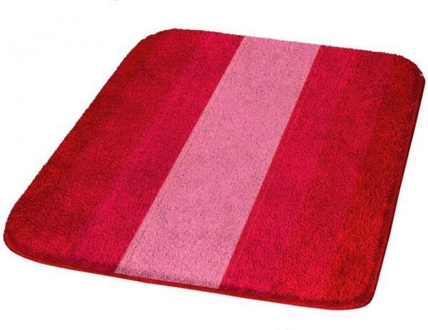 Kleine Wolke Bad Teppich Girona 4049468360, 60 x 100 cm, granat