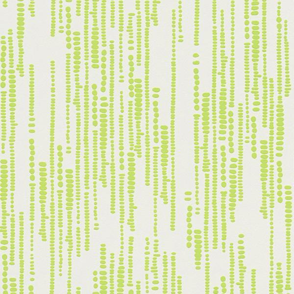 A.S. Creation Esprit Home Vlies Tapete 302862 Modern Punkte weiß grün