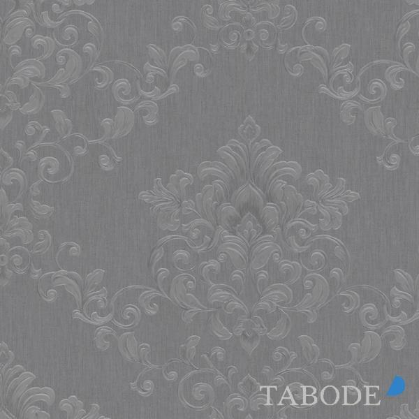 Marburg Opulence Classic Vlies Tapete 58225 Barock grau silber